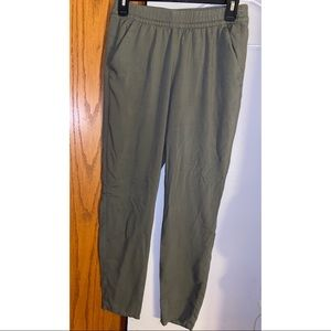 Elastic Waist Women's Pants